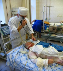 Бронхоскопия легких