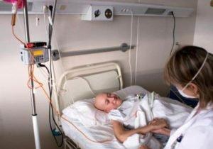 рак крови фото больных