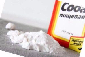 бикарбонат натрия от рака