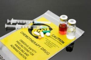 Химиотерапия и лучевая терапия перед