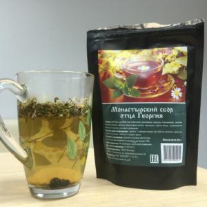 Чай от курения монастырский травы горного крыма