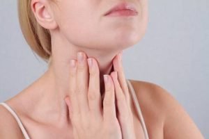 Как проявляется рак горла фото