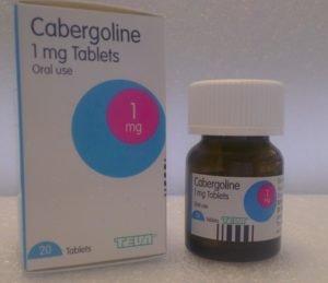 Каберголин гормональный препарат
