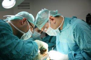 хирургическая операция - основной и эффективный метод лечения ангиосаркомы