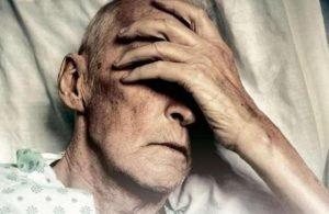 раковая кахексия у мужчины