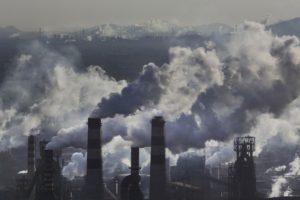 Загрязненная экология