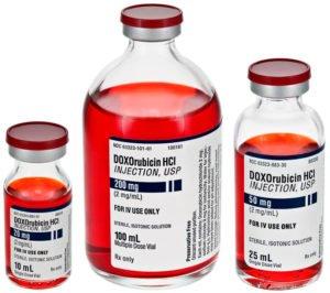 Противоопухолевый препарат Доксорубицин