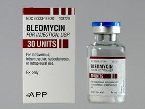 Блеомицин