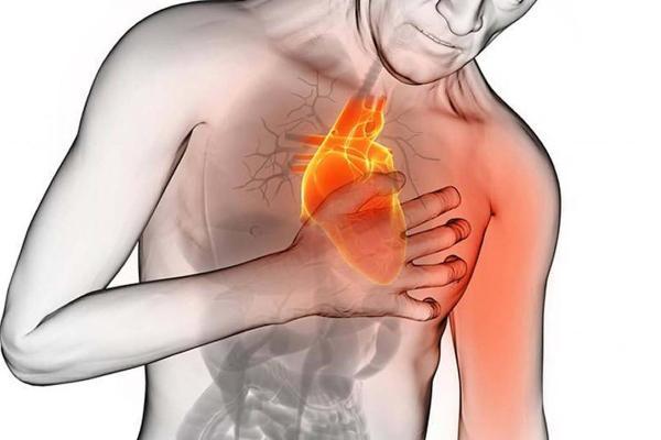 Появление болей в груди