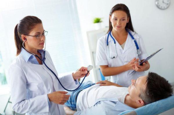 Профилактический осмотр у врача