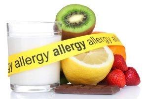 Биодатчик для определения аллергенов в пище